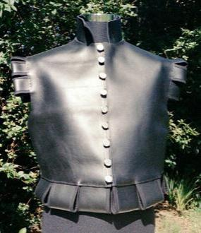 Padded Armour Company - 16th Century Leather Jerkin