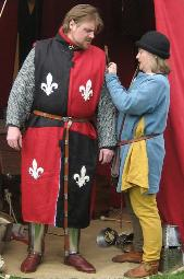 The Padded Armour Company - 14th Century Emblazoned Surcoat