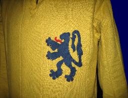 14th Century Dagged and Emblazoned Gambeson