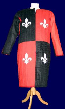 The Padded Armour Company - 14th Century Emblazoned Gambeson